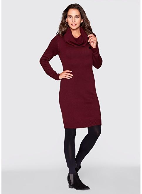 Bonprix Elbise Kırmızı